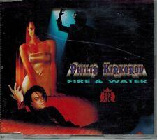"Филипп Киркоров ""FIRE & WATER"" PUGACHEVA MEXICAN REMIXES CD RUSSIAN KIRKOROV"