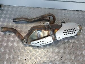 BMW F650 F 650 Exhaust End Silencer Exhaust Muffler EXHAUST PIPE