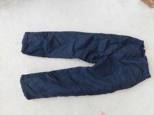 COLUMBIA YOUTH  WOMAN BLACK  SKI SNOW PANTS SIZE 18/20