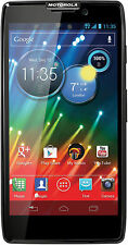 Motorola XT926 Droid RAZR HD Smartphone Verizon Wireless Cell Phone WiFi ~Black~