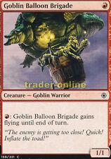 4x Goblin Balloon Brigade (Ballonbrigade der Goblins) Conspiracy: Take the Crown