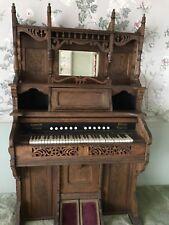 Antique Epworth Pump Organ by Williams Organ Company - Played recently