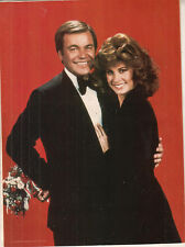 Robert Wagner Stefanie Powers Hart To Hart 1984 Ad- 42 markets sold/2 page ad
