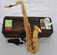 Professional New TaiShan 7000 Model Tenor Sax Bb Saxophone +Germay Mouthpiece