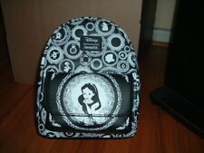 LOUNGEFLY DISNEY ALICE IN WONDERLAND MINI BACKPACK~ WITH TAGS~BRAND NEW~