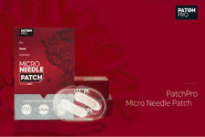 Patch Pro Micro Needle Spot Patch Anti Wrinkle Anti Aging 40mg x 4pairs Korean