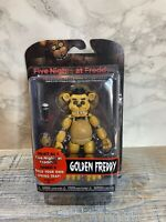 "GOLDEN FREDDY Five Nights at Freddys 5"" Action Figure Funky Spring Trap Piece"
