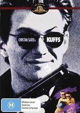 Kuffs NEW PAL Cult DVD Bruce A. Evans Christian Slater Milla Jovovich T. Goldwyn