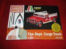 ITALERI® 12004 1:35 Fire Dept. Cargo Truck