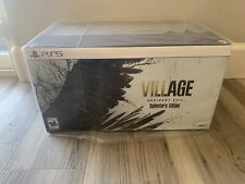 Resident Evil 8 Village Collector's Edition PlayStation 5 PS5