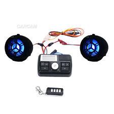 Motorcycle FM MP3 Stereo Audio Speaker For Can-Am Spyder Roadster RS RT Phantom