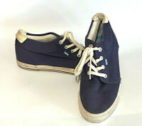Superdry Jpn Men's Blue Canvas Shoes Lace-Up UK 10 EU 44