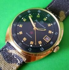 VOSTOK KOMANDIRSKIE Chistopol *RED STAR* Military Men's watch from Soviet Union