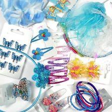 Complementos de niña de color principal azul de pelo