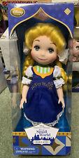 "Big 16"" Sealed Disney Animators' Collection Small World ""Holland"" Sings! NIB Mib"
