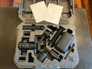 DJI Ronin S Gimbal Comes W/ Everything And Case