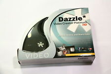 NEW Corel Dazzle Video Creator Platinum HD Capture +Pinnacle Studio HD 15 PC USB