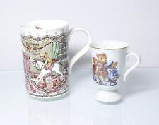 Reutter Tasse Collection Porcelaine Ours Henry et Friends ( Amis) + Noël Coupe