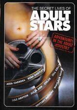 Secret Lives of Adult Stars [New DVD] Full Frame, Sensormatic, Checkpoint