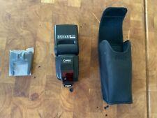 Canon Speedlite 580EX II Shoe Mount Flash - MINT - NEVER USED