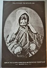 PC / Moll Pitcher The Witch of Lynn / Unposted / 1906