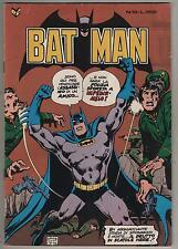 BATMAN cenisio N.16 1977 IL DELITTO ARRIVA IN SCATOLE NERE !