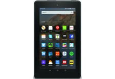 Amazon Fire Tablet 7-in Display Wi-Fi 8GB - Black (23-002275-01)