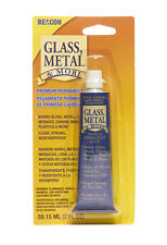 Beacon Glass, Metal & More is one tough glue for any tough job