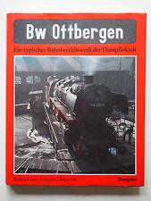 BW Ottbergen ein typisches Bahnbetriebswerk der Dampflokzeit Huguenin Dumjahn