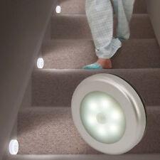 Lámpara de pared Batería LED Luz PIR Sensor de movimiento Noche Sensor