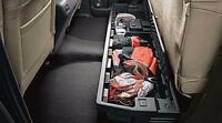 2007 - 2013 Toyota Tundra Double Cab Rear Under Seat Storage Tool Box