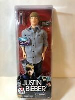 Collectible Justin Bieber Doll JB Red Carpet Style Collection NIB RARE
