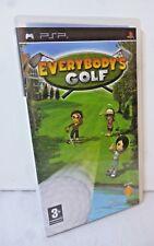 Everybody's Golf (Sony PSP, 2005) - European Version
