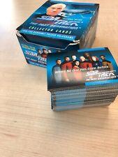Lot of 170 Star Trek The Next Generation Cards Impel 1992
