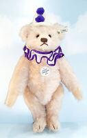 Steiff Mohair Bear TEDDY CLOWN 1926 REPLICA, #407260, Vintage