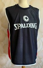spalding basketball Top Size XL M. Navy