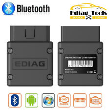 OBD2 Car Bluetooth Code Scanner Reader ELM327 Automotive Diagnostic Tool OBDII