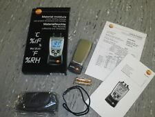 Testo 606-2 Feuchtemessgerät für Luftfeuchte und Materialfeuchte 05606062