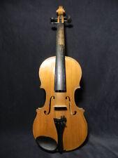 vintage 4/4 VIOLINE Geige Zettel Lubin Legnicki old violin fiddle violon ???????