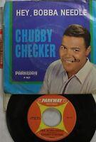 Chubby checker bobba needle