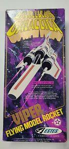 Estes Battlestar Galactica Model Rocket Estes Colonial Viper model rocket NEW