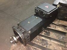 Yaskawa AC Spindle Drive Motor, # EEVA-51KM, 5.5/7.5 kW, 1500-6000 RPM, Used