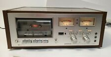 Vintage Pioneer cassette deck Ct-F8282 Tested Works Great