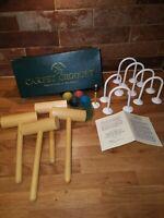 Townsend Carpet Croquet 4 Player Set Indoor Games