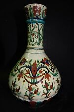 VERY INTERESTING OLD VASE - POSSIBLY PERSIAN ISLAMIC MUGHAL INTEREST- VERY RARE