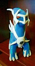 2007 Dialga Pokemon Plush Stuffed Animal Nintendo Diamond Large Blue Dragon