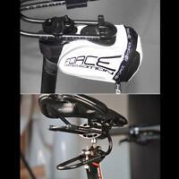 Stoßdämpfer Fahrradsattel Federung Gerät Legierung Federstahl für Rennrad G8R2