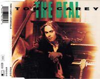 TONY CAREY ~ The Deal [x2+1] ~ maxi CD single ~ 1990