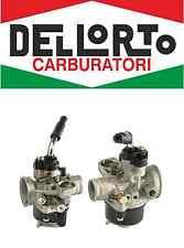 01012 Carburatore DELL'ORTO PHVA 17,5 ED 2T scooter 50 100 aria automatica