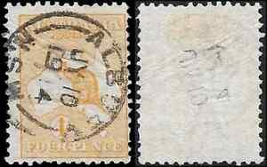 Australia, 1913, ROO, SG6a, 4d, DIE II, Wmk 2, USED, CV £85